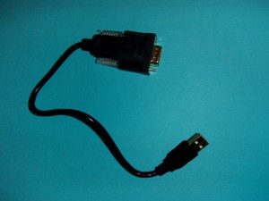 adapter from EZP: USB to serial (DB9)