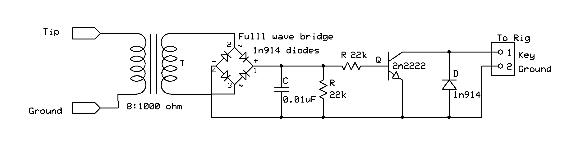 Simple Compressor With 1n914