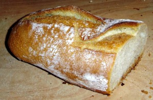 French Bread Loaf, Copyright © 2004 David Monniaux