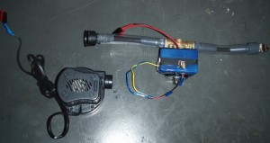 the electronically actuated pneumatically operated transmitter