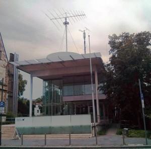 Museum für Kommunikation, Frankfurt, Deutschland