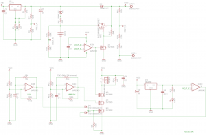 Design number 6A: no battery voltage loss against a diode; also, no microcontroller.