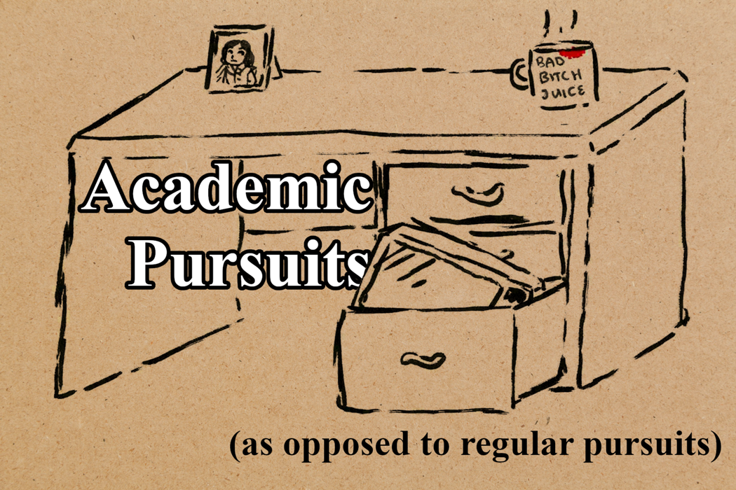 Review – Academic Pursuits