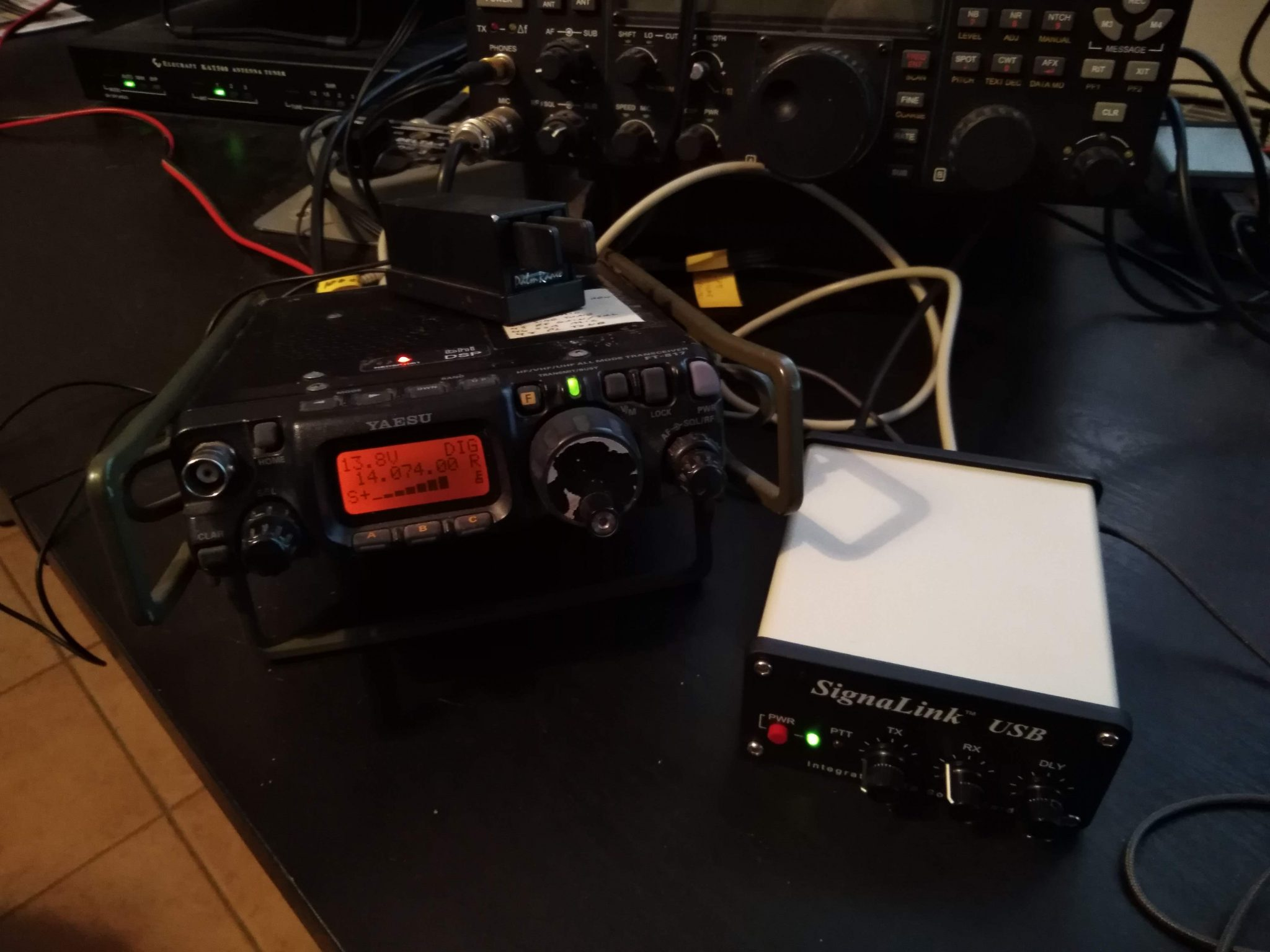 Setting up FT8 on the FT-817